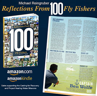 Reflections of 100 Fly Fishers