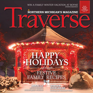Traverse Magazine December 2015 Article
