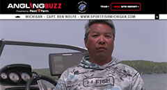 Ben Wolfe - Angling Buzz TV Fishing Report - Mid/Early June 2019