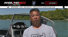 Ben Wolfe - Angling Buzz TV Fishing Report - Mid-June 2019
