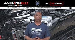Ben Wolfe - Angling Buzz TV Fishing Report - Early-Mid July 2019