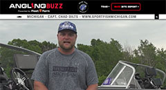 Chad Dilts - Angling Buzz TV Fishing Report - Mid-July 2019