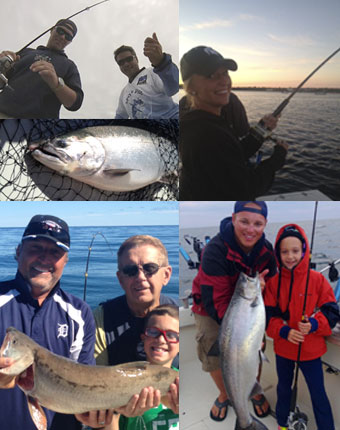 fishing with Brady Anderson Fishing Guide