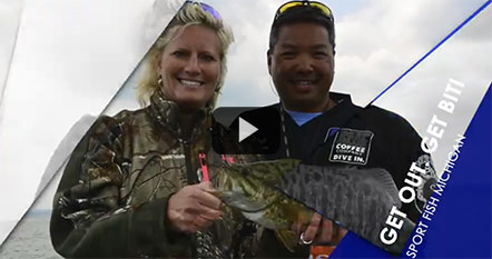 Sport Fish Michigan Television Commercial