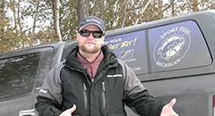 Ice Safety Tips - Ice Fishing in Michigan