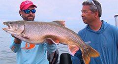 Jiggin' Up Lakers!  Lindner's Angling Edge with SFM