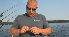 Leadcore to Leader Fishing Tip,