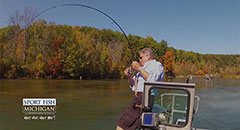 The Thrill of Michigan River Fishing,