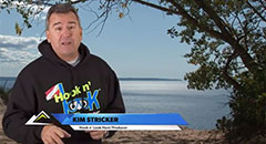 Hook n' Look's Kim Stricker / Sport Fish Michigan