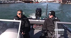 St. Clair River Walleye Fishing,walleye, fishing, michigan, port huron, st. clair, humminbird, livewell, fishing tackle, limit catch