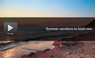 Chicago WGN-TV Summer Vacations
